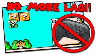 Get rid of Controller Lag - Switch NES Online - Input Lag