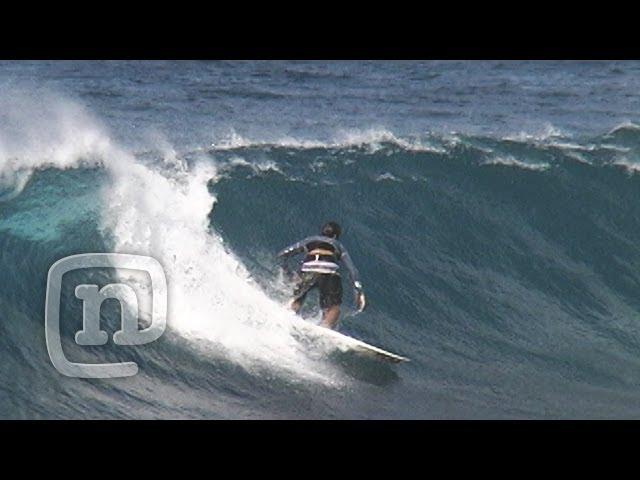 Hawaii Footage Part 3: Taylor Knox, Conan Hayes, Chris Malloy, Shea Lopez. Raw N' Real