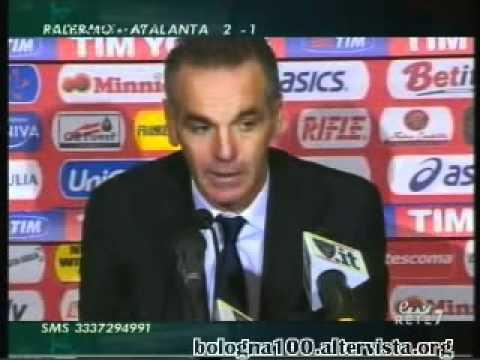Bologna FC 1909 05/02/2012 Lecce – Bologna 0-0 Garics nel dopopartita, Pioli in sala stampa