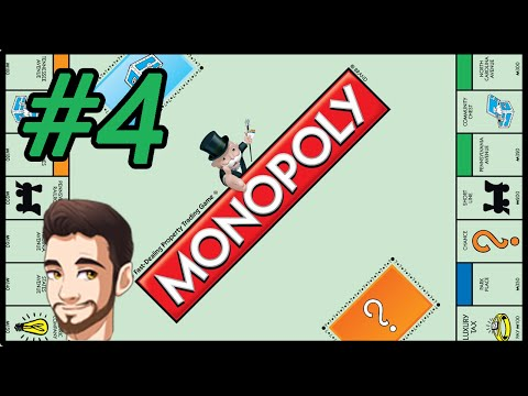 Monopoly: Chance Time! Go To Jail!? - PART 4
