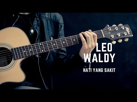 Leo Waldy - Hati Yang Sakit (official Music Video) video