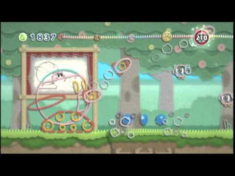 Kirby's Epic Yarn  Nintendo Wii   Review & iso download