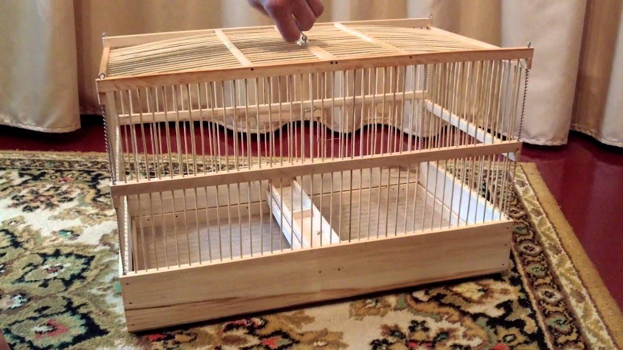 Как сделать деревянные клетки 320