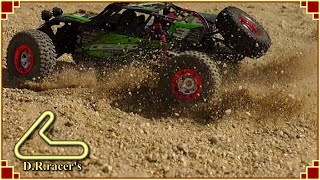 RC buggy Feiyue-03 sand racing