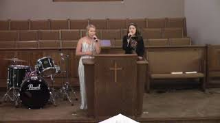 Download Lagu You Say (Lauren Daigle) - performed by Lauren Dees and Isabella Veuleman Gratis STAFABAND
