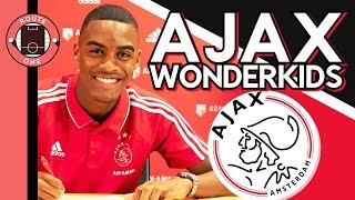 Why Ryan Gravenberch & Brian Brobbey Are The NEXT BEST Young Talents At Ajax...