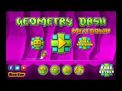 [Fluttershy plays Geometry Dash meltdown] WHY IS IT SO HARD!!!!!