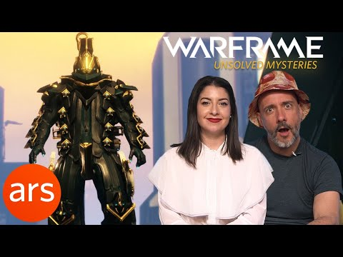 Warframe Developers Answer Unsolved Warframe Mysteries | Ars Technica