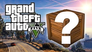 GTA V -  special crate drop and what you get from it
