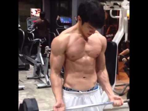 Hot macho guy Moss kazama from thailand