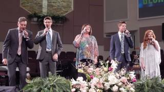 The Mylon Hayes Family sings  Oh What a Morning