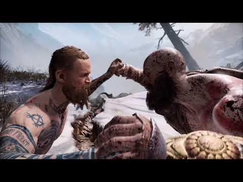 Kratos vs Baldur pt br
