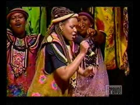 Soweto Gospel Choir Blessed In Concert: Avulekile Amasango   One Love video