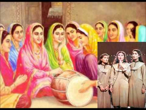 Kala Doria Kundey Naal Aria Punjabi Folk Song By (( Benjamin...