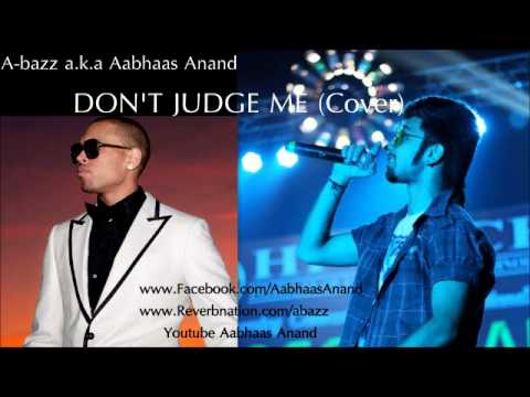 A bazz - Dont Judge Me_Cover | Indi Style