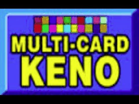 20 card keno winning strategies and tactics