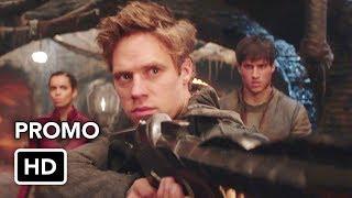 "KRYPTON (Syfy) ""Adam Strange"" Promo HD - Superman prequel series"