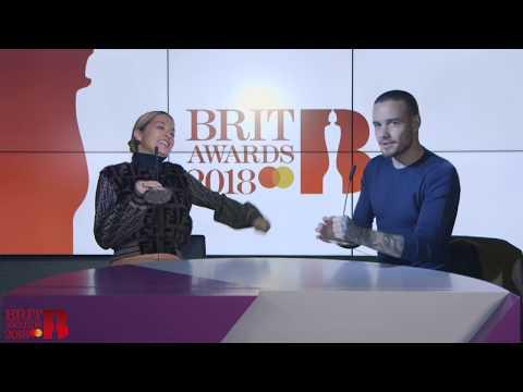Rita Ora and Liam Payne Play The BRITs Quiz!