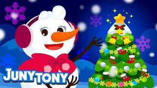 Snowman Family | Christmas Songs for Kids | Enjoy the Winter | Preschool Songs | KizCastle