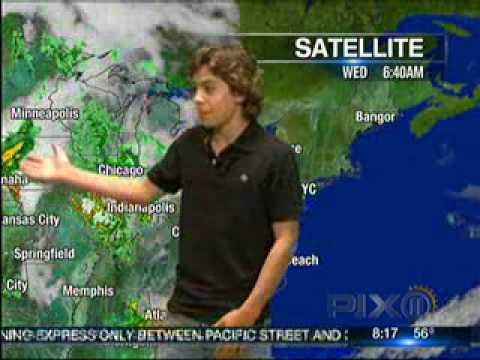 Jake T Austin's Weather Forcast