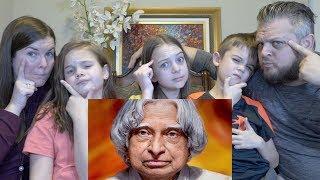APJ Abdul Kalam Facts Reaction
