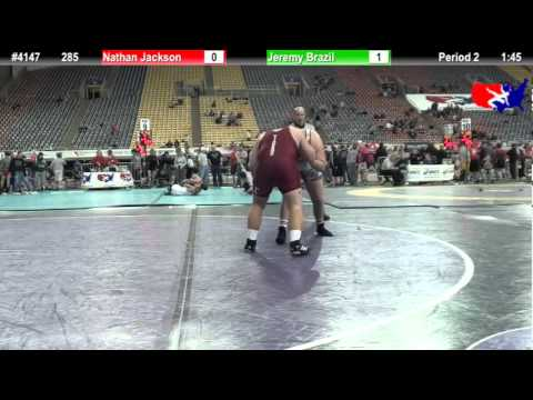 FSN 285: Nathan Jackson (Tuttle High School) vs. Jeremy Brazil (ISI)