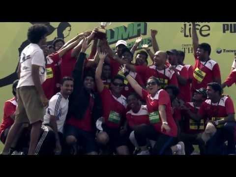 Puma Urban Stampede 2013, Mumbai