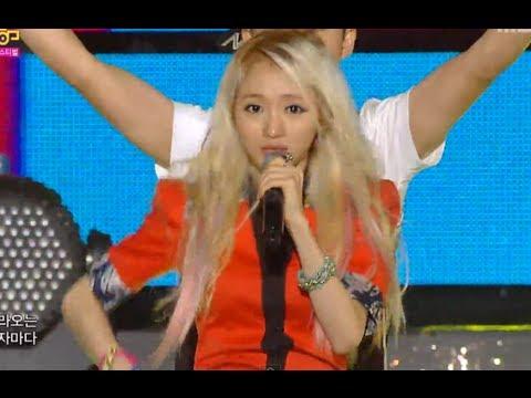 음악중심 - LADIES' CODE -  Pretty Pretty, 레이디스 코드 - 예뻐 예뻐 Music Core 20130921