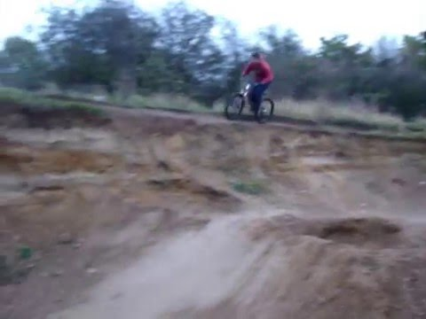 dirt jumping in witney