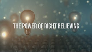 Joseph Prince - The Power Of Right Believing DVD Trailer
