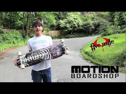 F-4 Phantom Motionboardshop.com Review
