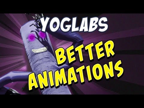 Better Animations - YogLabs