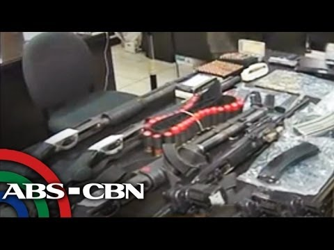PNP centralizes firearms license application