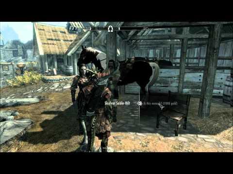 Horses For Followers : Skyrim Mod Reviews
