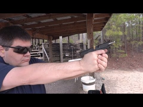 Remington R51 Shooting Impressions