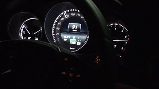 【0-100加速 NO.20】ベンツ E400 ハイブリッド V6 3500cc+モーター