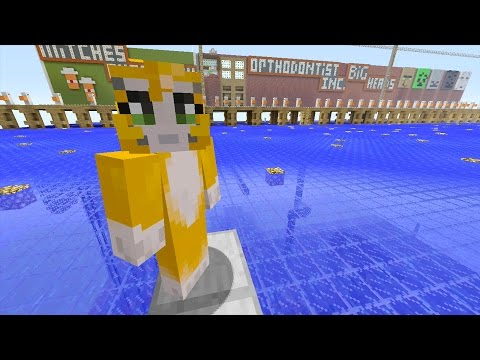 Minecraft: Xbox Finding Nemo Stampy Catfish {2}