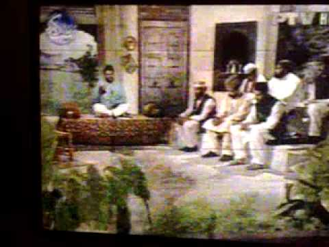 Panjabi Naat mere Dil De Weray Syed Zabeeb Masood Recorded Ptv Home Islamabad video