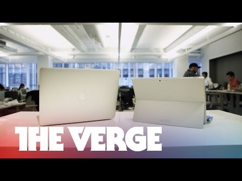 Surface Pro 3 vs. MacBook Air: can Microsoft steal the crown?
