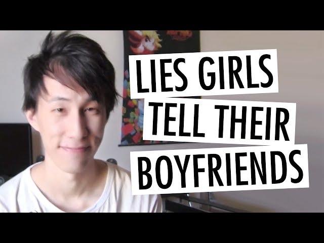 Top 10 Lies That Girls Tell Their Boyfriends