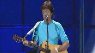 Paul Mccartney I Will
