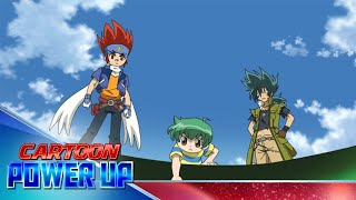 Episode 18 - Beyblade Metal Fusion|FULL EPISODE|CARTOON POWER UP