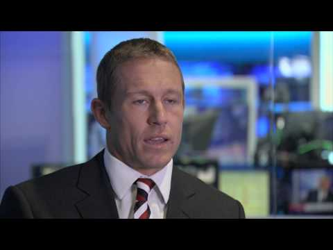 Jonny Wilkinson Sky Sports Living for Sport Interview