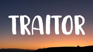 Download lagu Olivia Rodrigo - traitor (Lyrics)