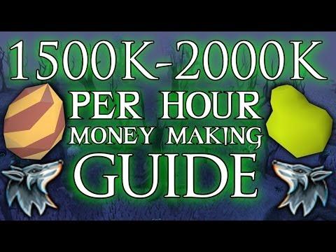 Runescape 3 – 1.5M-2M Per Hour Money Making Guide – 2 Methods Using Summoning