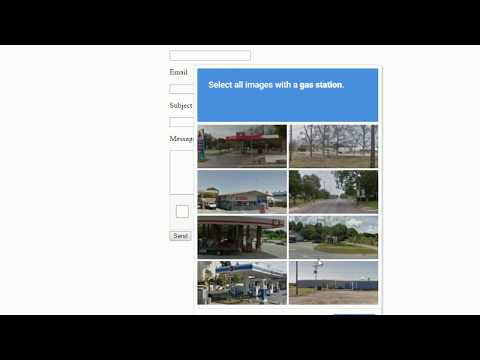 How To Install Google's reCAPTCHA - Add Captcha to Your Websites Forms to Stop Spam and Bots