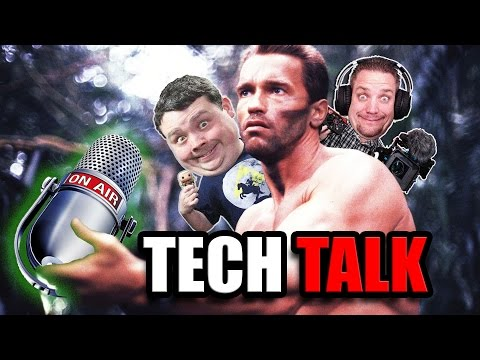 Tech Talk #101 - Tech and Internets plus some other stuffs