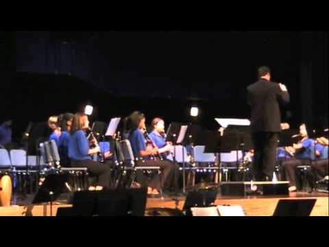 Tuskawilla Middle School Concert Band - Air and Allegro