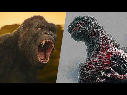 [정주원의 무비부비☆] '신 고질라' vs '콩: 스컬 아일랜드' (Godzilla, Kong: Skull   Island, King Kong) [통통영상]