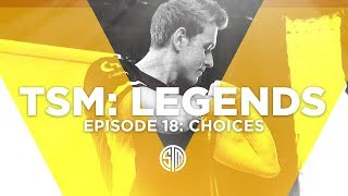 Why TSM Chose Akaadian as their Starting Jungler - TSM: LEGENDS - S5E18